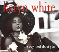 Karyn White - The Way I Feel About You-CDM-1991