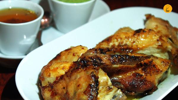 Pollo a la parrilla (9.90€) Abrásame Malasaña