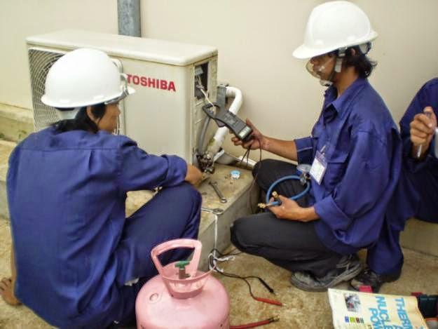 Học sửa điện lạnh không mất phí
