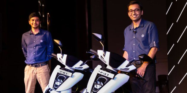 India's Answer to Tesla Is Electric, Feature Packed, Does 65 Kilometers on a Single Charge. It's Also a Scooter