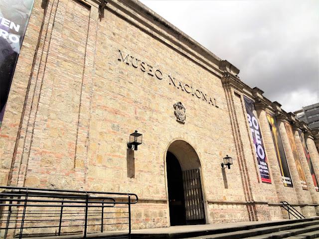 コロンビアでは博物館が多い