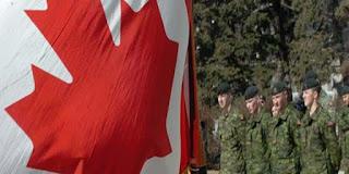 Situs Perekrutan Tentara Kanada Diretas