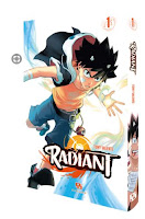Radiant, enfin le 1er trailer !; radiant; manga; Tony Valente; trailer; adaptation; animé; japanimation