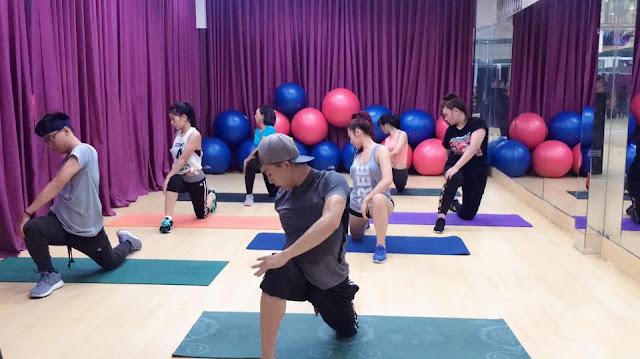 đào tạo hlv body combat