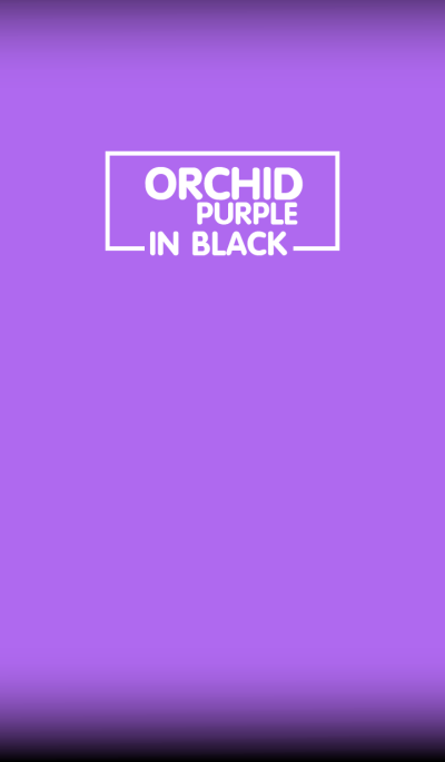 orchid purple & Black Theme