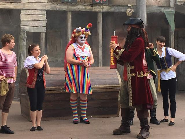 Piraten Show