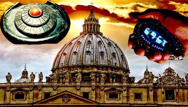 Η Χρονομηχανή του Βατικανού