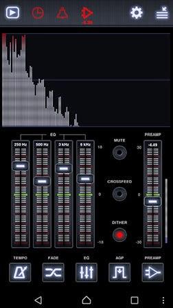 neutron music player full design