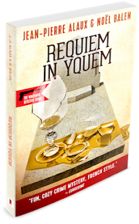 Requiem in Yquem cover
