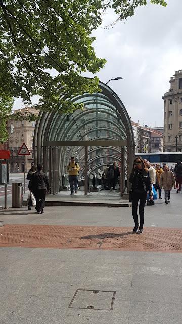 Fosterito, Ensanche,  Bilbao, España, Elisa N, Blog de Viajes, Lifestyle, Travel