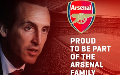 OFFICIAL: Unai Emery is Arsenal's new coach