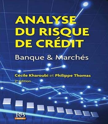 livre analyse du  risque de crédit : banques et marchés pdf