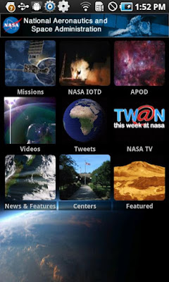 NASA App for Android