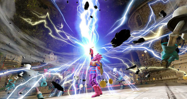 Dragon Quest Heroes: The misfortune of the World Tree and Root of Evil