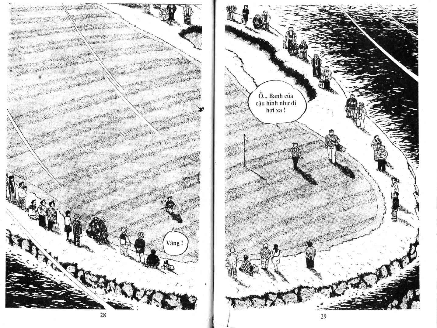 Ashita Tenki ni Naare chapter 52 trang 13