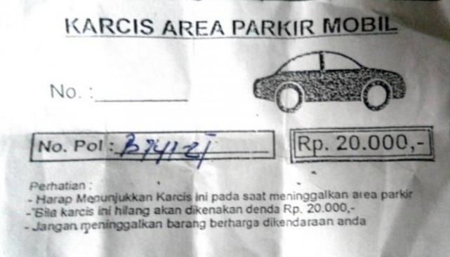 Juru Parkir Liar Marak Lagi di Tanah Abang, Parkir 30 Menit Tarifnya Rp 20.000