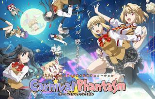Carnival Phantasm – Todos os Episodios