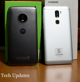 Moto G5 Plus vs Coolpad Cool 1 : Camera, Performance, Features Comparsion