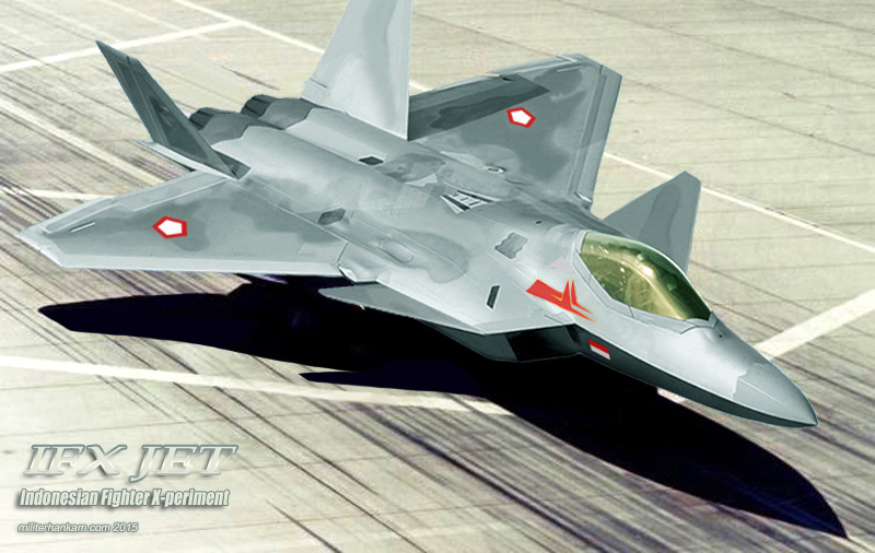 Indonesian Fighter X-periment (IF-X)