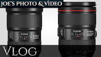 Canon EF 24-105 f/4L II & 16-35mm f/2.8L III Lenses (8/21/2016) - Leaked Information | Vlog