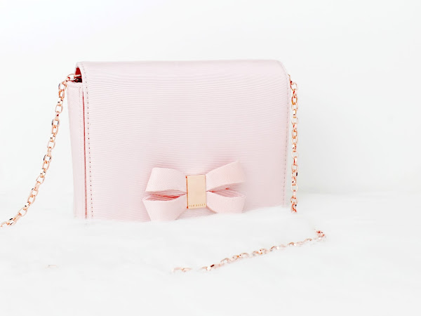 Ted Baker Stacyy Light Pink Crossbody