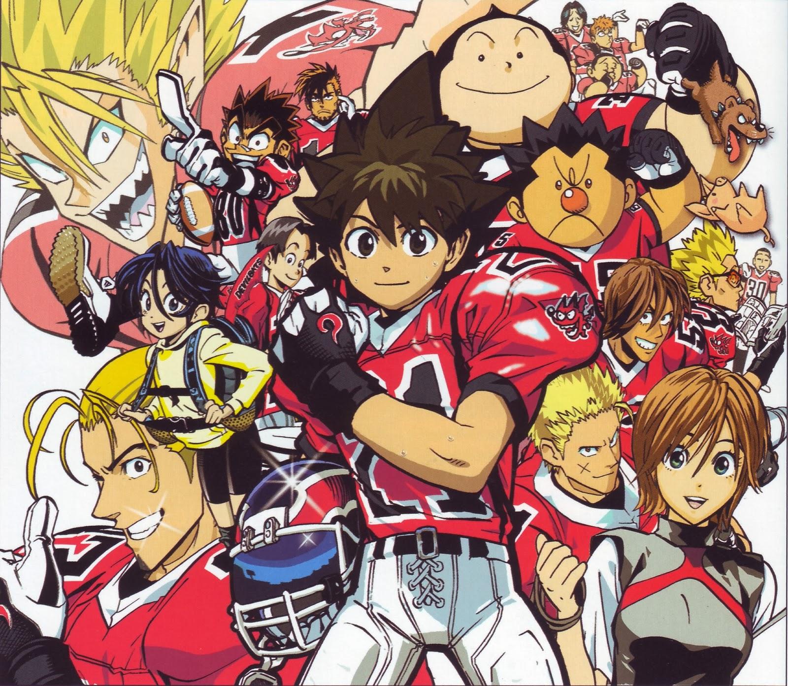 Dimana Download Anime: Eyeshield 21 Episode 1-145 Subtitle Indonesia