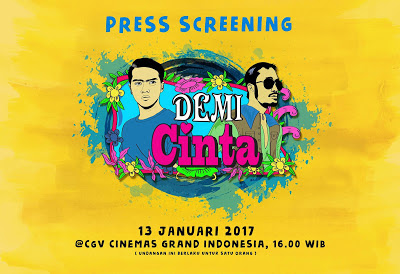 Download Lagu Ost Film Demi Cinta 2017 mp3 Terbaru