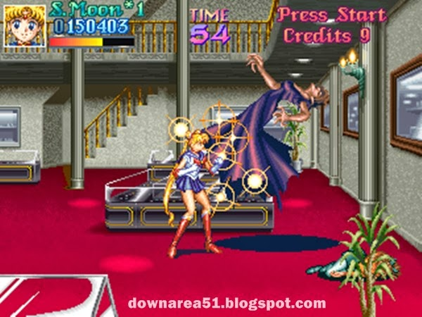 Game Dingdong Sailormoon - Download Game PS1 PSP Roms Isos ...