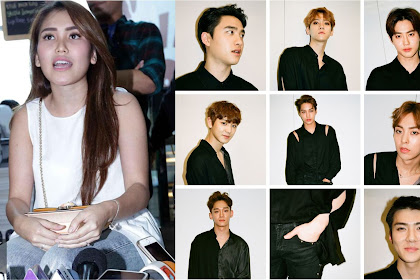 HOT : Ada masalah apa Ayu Ting Ting dengan penggemar boyband EXO?