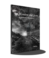 Mes couvertures; couverture; delf in; ebook; broché; kindle; mystère du livre; recueil;