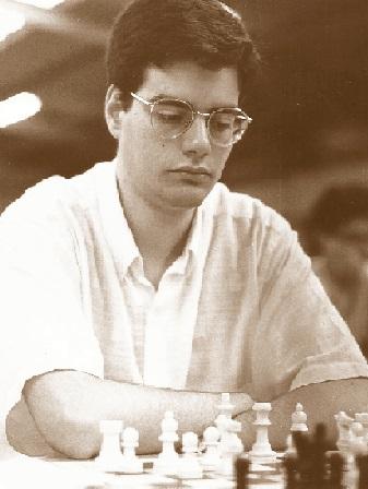 El ajedrecista Fèlix Romero Moreno