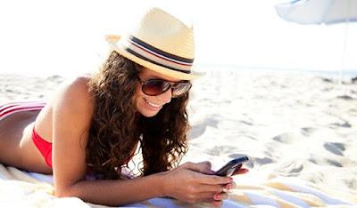 Aplicaciones para un día de playa