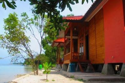 homestay pulau tidung, pulau tidung, hotel pulau tidung