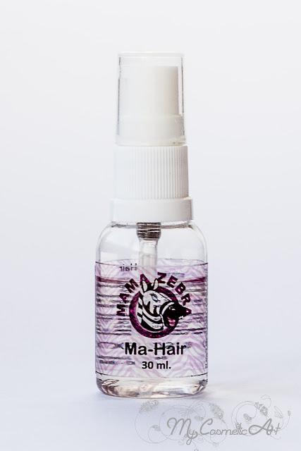 Ma-Hair, sérum revitalizador del cabello de Mama Zebra