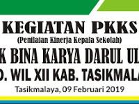 Download Spanduk Kegiatan PKKS SMK Format CDR