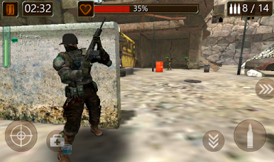 Battlefield Combat Duty Call  v2.1.1 Mod Apk Unlimited Money + Energy
