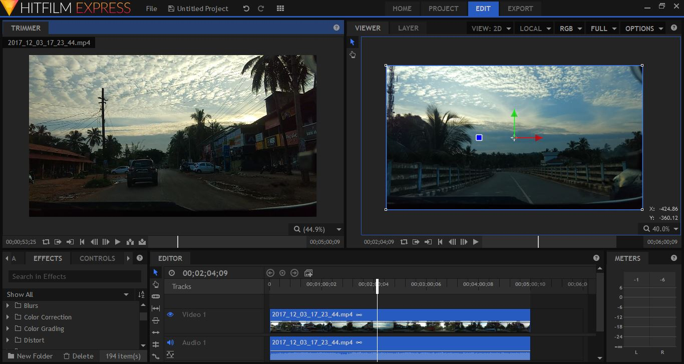 Best Free 4K Video Editing Software for YouTube Download