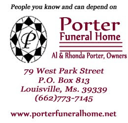 Porter Funeral Home