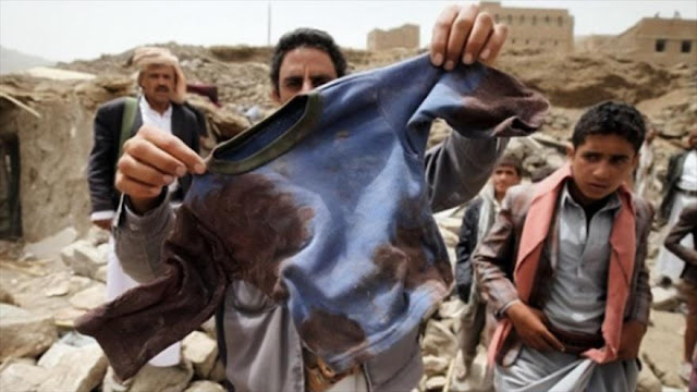 Unicef: Han muerto 1400 niños en Yemen por la ofensiva saudíUnicef: Han muerto 1400 niños en Yemen por la ofensiva saudí