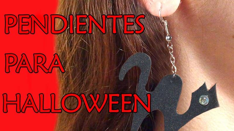 pendientes para halloween