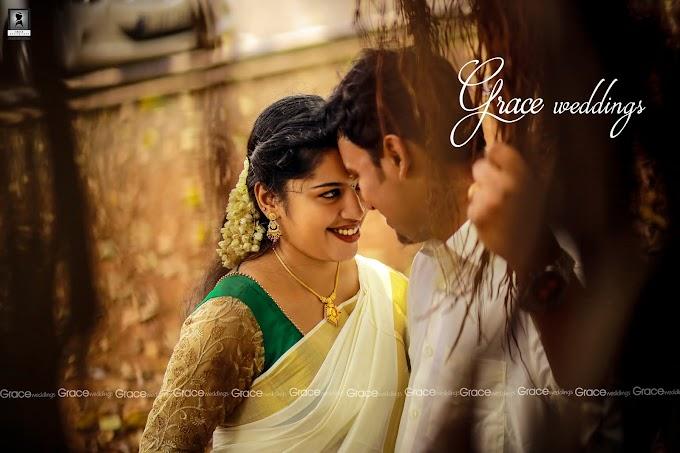 Kerala Hindu Wedding Photo