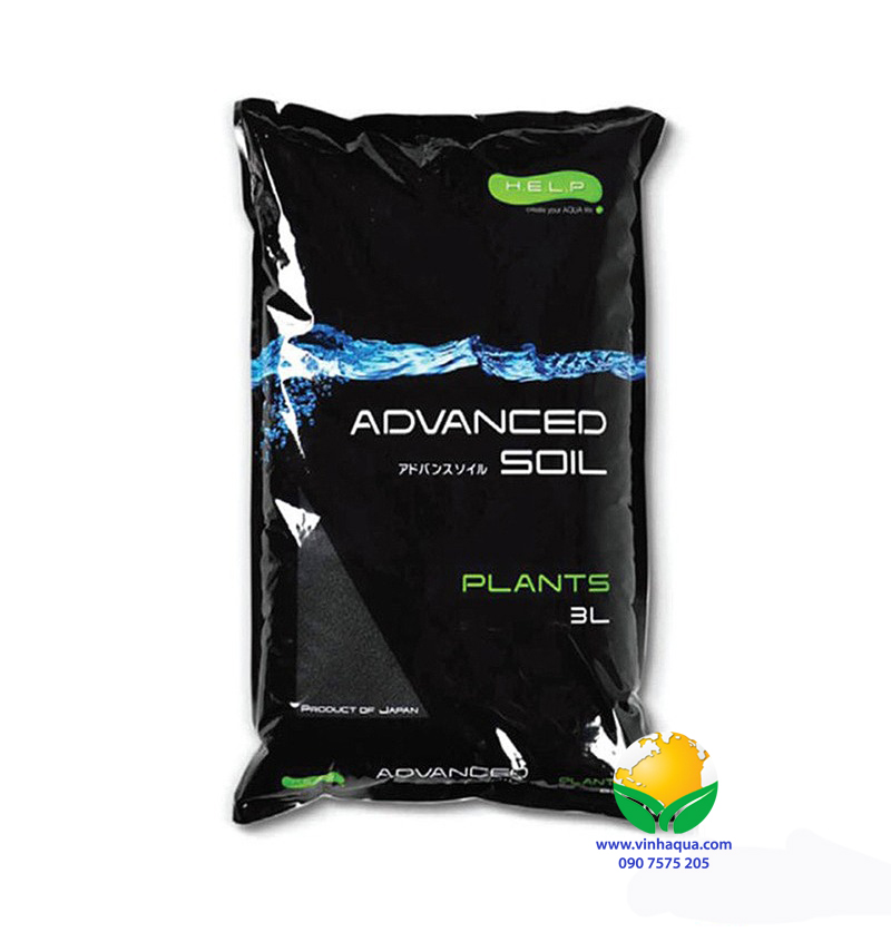 Phân nền Advanced Soil Plant 3L