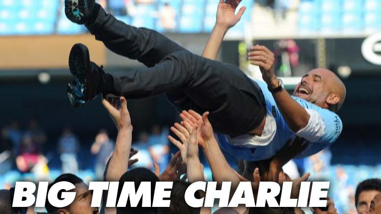 Big Time Charlie Football Manager