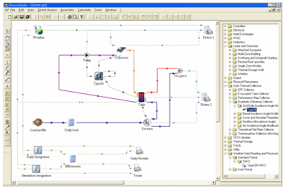 Download TRANSYS Software For The Simulation of Buildings and Their Equipment