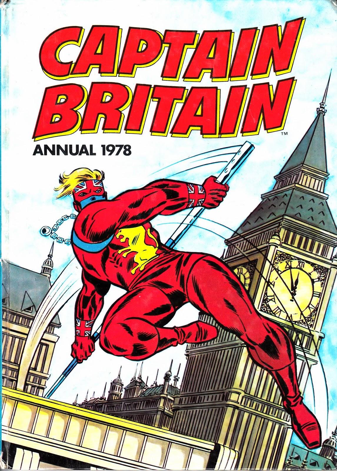 Image result for marvel uk annuals