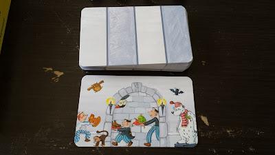 おばけの試験カードゲーム (お題カード)