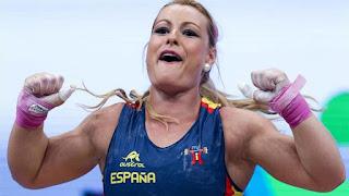 HALTEROFILIA - Definitivamente Lydia Valentín es la campeona olímpica de Londres 2012