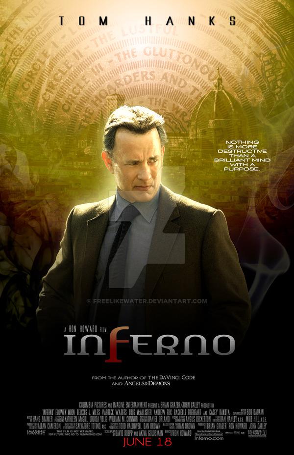 مشاهدة فيلم 2016 Inferno مترجم اون لاين و تحميل مباشر