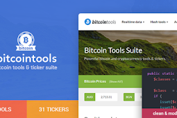 Script Bitcoin Tools Suite With 50+ Fiture FREE