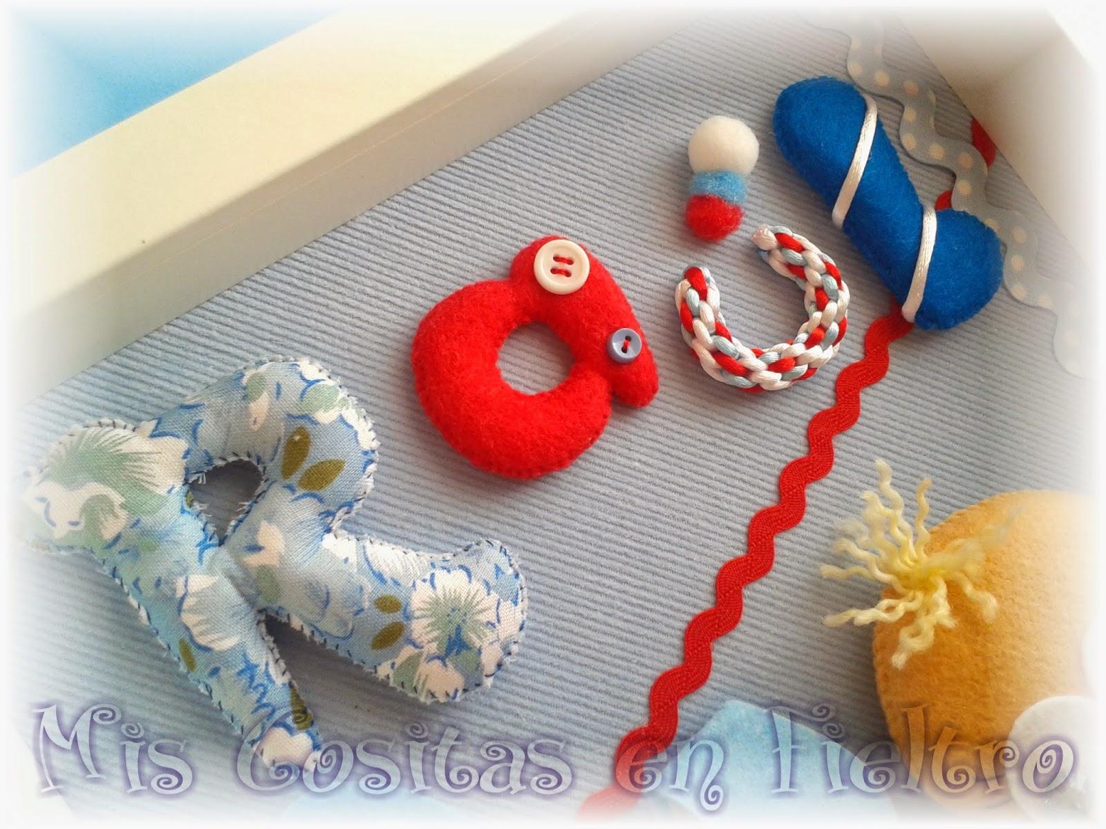 Mis Cositas en Fieltro. Productos artesanales elaborados en fieltro ...